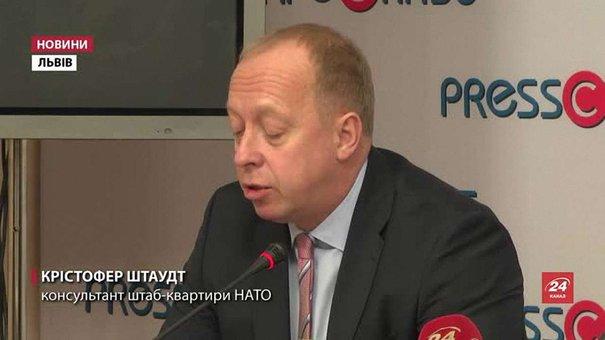 НАТО фінансує реабілітацію українських бійців АТО