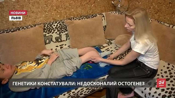 Мрія 13-річного Іллі Ігнатчука ходити коштує щонайменше €30 тис.