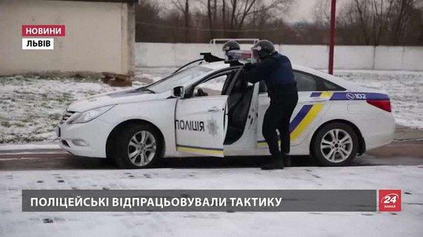 Канадці у Львові тренуватимуть патрульних поліцейських