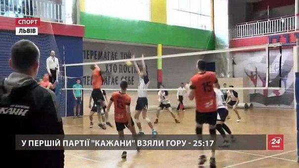 ВК «Барком-Кажани» напередодні єврокубків розбив аутсайдера Суперліги «Фаворит»