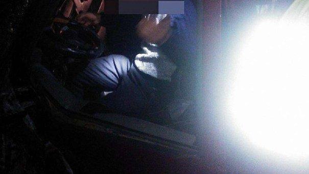 П'яний винуватець ДТП на трасі Львів – Рава-Руська намагався втекти з місця аварії
