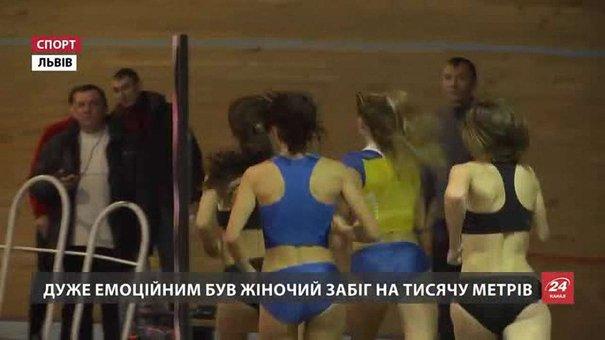 Львів зібрав 200 атлетів на змаганнях із «королеви спорту»