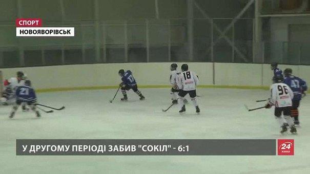 «Галицькі Леви» двічі розгромили київський «Сокіл»