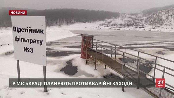 Садовий заявив про загрозу екологічного лиха у Львові та Грибовичах