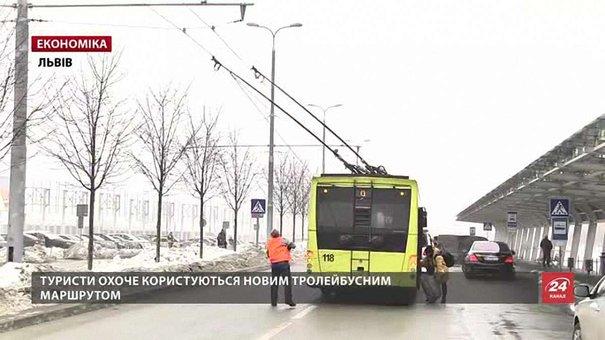 У Львові продовження тролейбусного маршруту №9 обійшлося у понад ₴5 млн