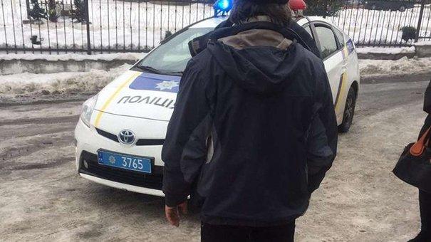 У львівському парку затримали підозрюваного у розбещенні неповнолітніх