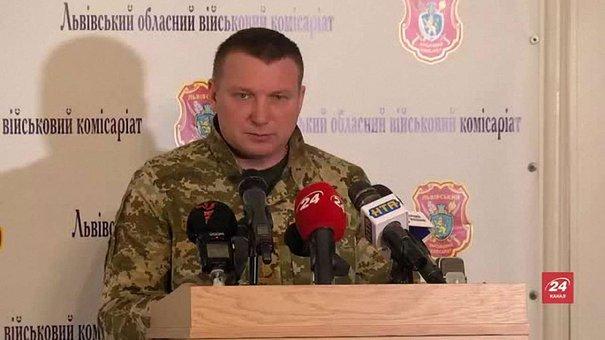 На Львівщині збільшується кількість бажаючих служити у війську за контрактом