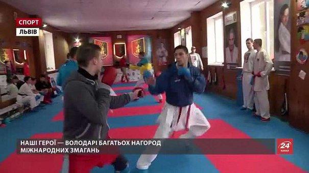 Спортивні сім'ї: історія львівських каратистів Горун