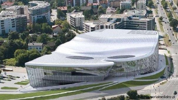 Будівництво конгрес-центру біля «Арени Львів» коштуватиме приблизно ₴810 млн