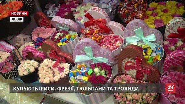 У День Валентина на Львівщині побралося 140 пар