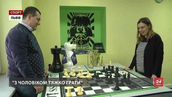 Спортивні сім'ї: історія шахістів Грабінських