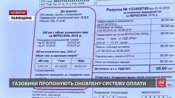 Українці платитимуть за газ відповідно до його калорійності