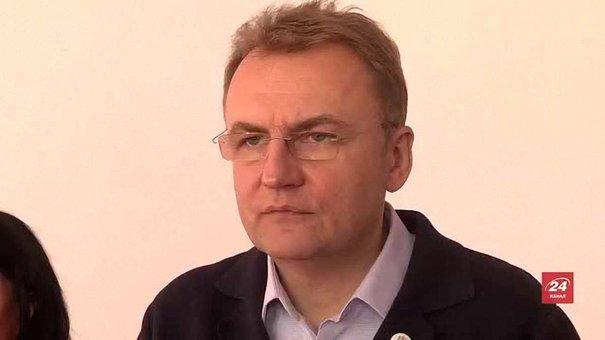 Міський голова Львова не вірить заяві Луценка