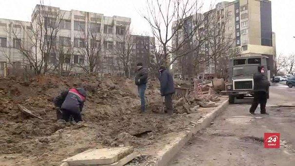 24 будинки на Сихові залишились без гарячої води до 3 березня