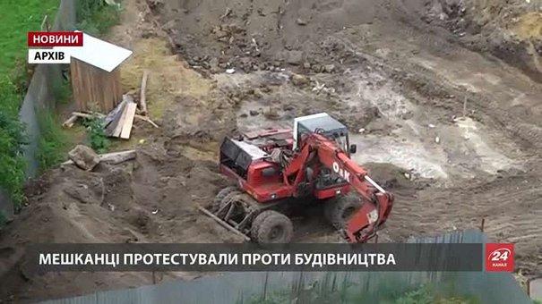 Ділянку на вул. Варшавській-Сосновій забудовник залишить, якщо місто дасть нову