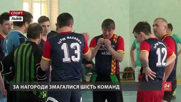 Футзалісти з вадами слуху змагаються на Кубку Львівщини