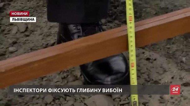 Кількість ДТП на Львівщині зросла у 5-6 разів через поганий стан доріг після зими