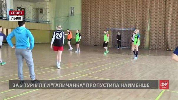 У львівських гандболісток найкращий показник захисту Балтійської ліги