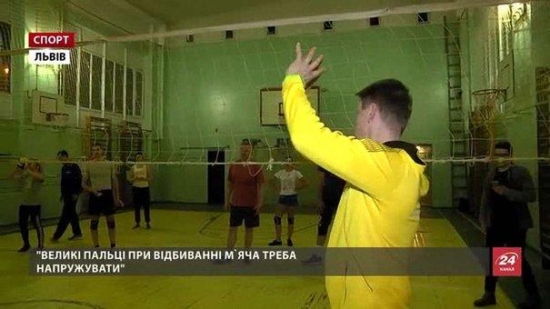 Чемпіони волейбольної Суперліги «Барком-Кажани» тренують своїх уболівальників