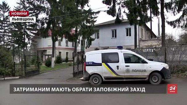 По дорозі на роботу поліцейські Пустомитівського відділення затримали крадіїв