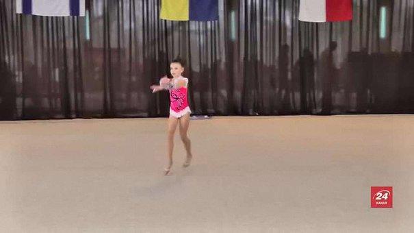 Міжнародний турнір «Кришталеві булави» зібрав рекордну кількість гімнасток