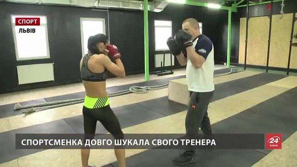 Спортивні сім'ї: Олена Овчиннікова та Віктор Лазурко