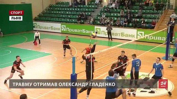 Львівські «Кажани» завершили груповий етап Суперліги перемогою над «Вінницею»