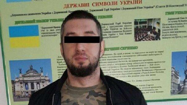 У горах Львівщини прикордонники затримали чеченця без документів