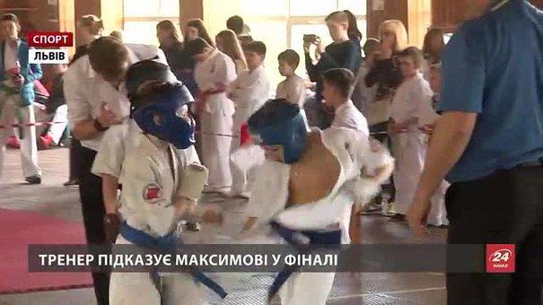 У Львові прийняли перший масштабний чемпіонат України з карате KWF