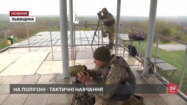 Окрема механізована бригада пройшла навчання на Яворівському полігоні