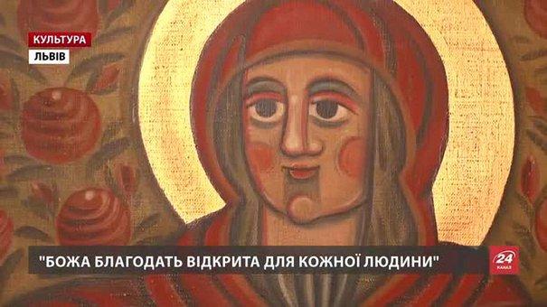Львівські митці-сакральники повернулись із пленеру з виставкою «Джерела»