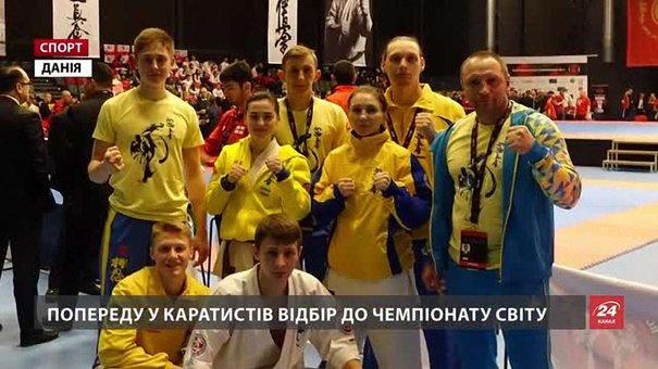Львів'яни принесли збірній України золото Чемпіонату Європи з карате