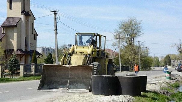 Понад 600 садиб у Львові до серпня отримають нове каналізування