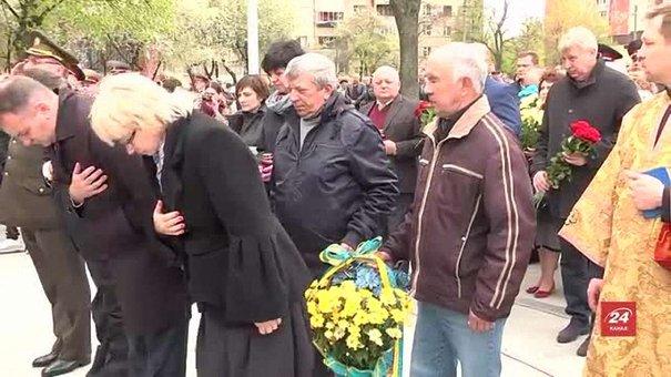 У Львові відбулися поминальні заходи, присвячені 31-річниці Чорнобильської трагедії