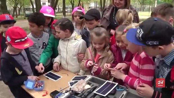 У львівській школі запровадили учнівський енергоаудит