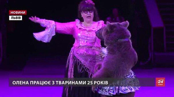 У Львівському цирку нову програму представляють лише українські артисти
