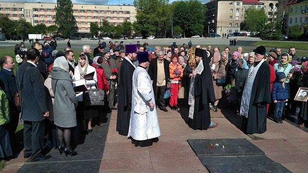 У Львові відбулися поминальні заходи до Дня перемоги