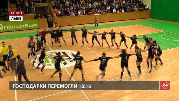 Львівська «Галичанка» втретє офіційно здобула титул чемпіона України