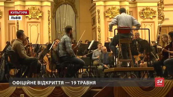Цьогоріч фестиваль музичного мистецтва «Віртуози» розпочнеться у Підгорецькому замку