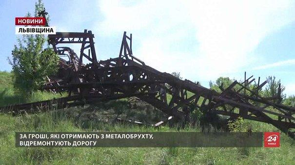 Відомий пам'ятник будьонівцям на Львівщині здадуть на металобрухт