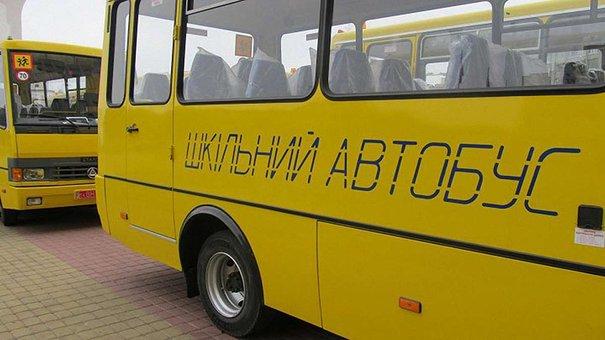 Водій шкільного автобуса з учнями на Львівщині виявився п'яним