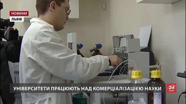На «Інноваційній весні» львівські науковці представили свої стартапи