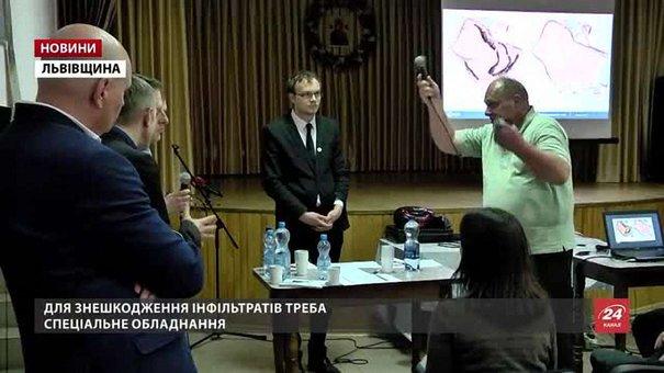 Мешканці Грибовичів і Малехова провели переговори із фахівцями компанії «Egis»