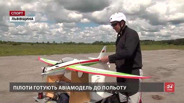 Львів'янин Антон Макаренко переміг у Кубку України з авіамодельного спорту у класі F3R
