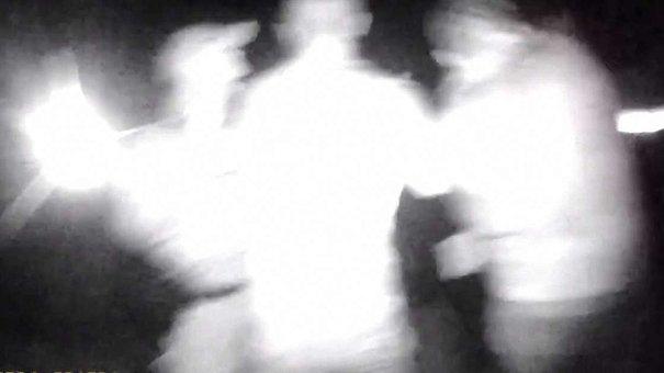 П'яний водій та його родичі побилися з патрульними на трасі Львів-Краковець