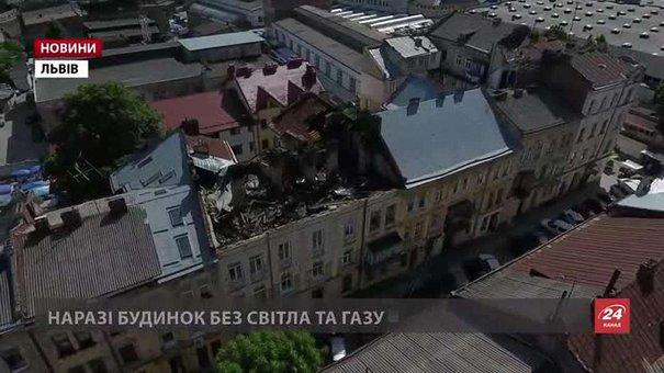 Пожежа на даху будинку у Львові завдала майже півмільйонних збитків