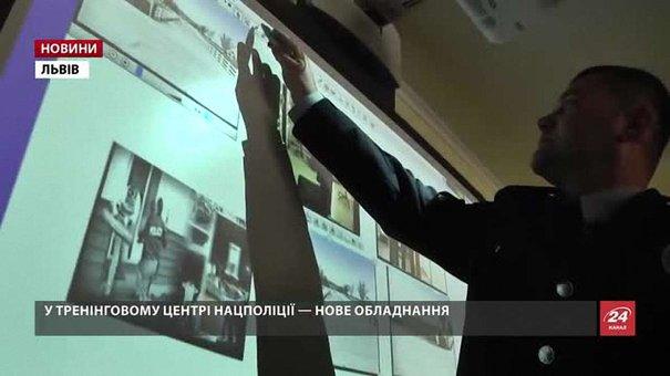 Місія ЄС передала поліцейським Львівщини обладнання за ₴100 тис.
