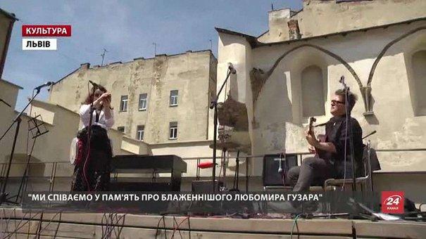 На місці довоєнних синагог євреї влаштували концерт-молитву у межах «LvivKlezFest»
