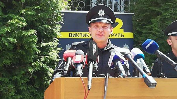 У Львові змінили керівництво патрульної поліції