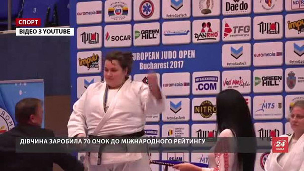 Львів'янка Василина Кириченко розповіла про своє «срібло» на Кубку Європи